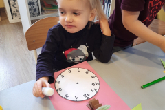 Rozmawiamy o zegarze i czasie